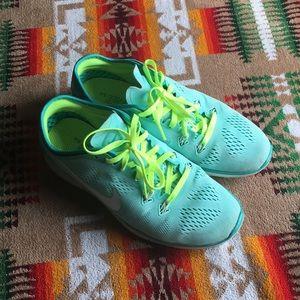 Nike Free Tr Fit 5!